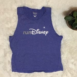 Woman's Champion Vapor Run Disney Athletic Tank